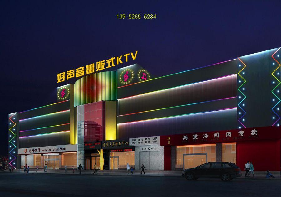 夜景亮化工程照明灯光设计